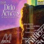 Dido & aeneas / boston baroque cd musicale di Purcell