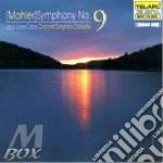 Symphony n. 9 cd musicale di Gustav Mahler