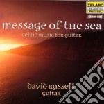 Message of the sea cd musicale di David Russel
