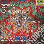 Dvorak - Danze Slave Op. 46 & Op. 72 -Yoel Levi cd musicale di Antonin Dvorak
