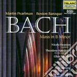 Mass in b minor cd musicale di Bach johann sebastian