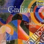 David russel guitar cd musicale di Mauro Giuliani