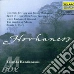 Music of hovhaness cd musicale di Alan Hovhaness
