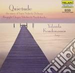 Quietude / kondonassis cd musicale di Artisti Vari