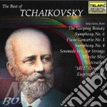 Best of tchaikovsky cd musicale di Tchaikovsky