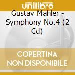 Symphony n.4 cd musicale di Gustav Mahler