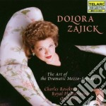 Zajick Dolora - Zajick Dolora-the Art Of The Dramatic Mezzo-soprano cd musicale di Artisti Vari