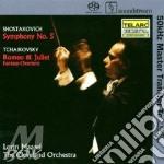 Sinfonia n.5-romeo & juliet/sacd cd musicale di Shostakovich