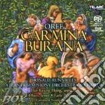 Carmina burana cd musicale di Carl Orff