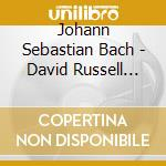 Plays bach cd musicale di David Russel