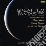 Great film fantasies cd musicale di Kunzel erich & cincinnati