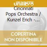 GREAT FILM FANTASY cd musicale di CINCINNATI POPS ORCHESTRA