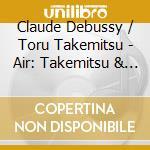 Musica per arpa cd musicale di Takemitsu