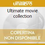 Ultimate movie collection cd musicale di Kunzel erich & cincinnati