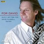 For david cd musicale di David Russell