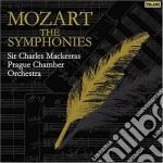 Integrale delle sinfonie cd musicale di Wolfgang Amadeus Mozart