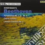 Sinfonie nn.3, 6 cd musicale di Beethoven