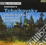 Sinfonie e concerti cd musicale di Tchaikovsky