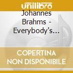 Concerti per piano nn. 1,2 cd musicale di Brahms