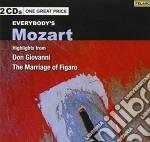 Brani da don giovanni e le nozze di figaro cd musicale di Wolfgang Amadeus Mozart
