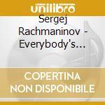 Concerti per piano nn.1,2 cd musicale di Rachmaninoff