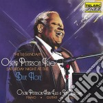 SATURDAY NIGHT AT THE BLUE NOTE cd musicale di Oscar Peterson