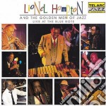 Live at the blue not cd musicale di Lionel Hampton