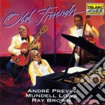 Old friends cd musicale di Andre' Previn