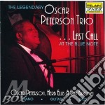 LAST CALL AT THE BLUE NOTE cd musicale di Oscar Peterson