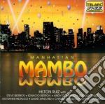 Manhattan mambo cd musicale di Hilton Ruiz