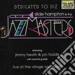 Dedicated to diz - live at the village v cd musicale di Hampton slide & the