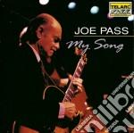 My song cd musicale di Joe Pass