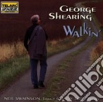 Walkin' cd musicale di George Shearing