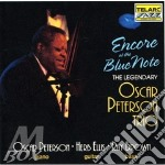 ENCORE AT THE BLUE NOTE cd musicale di Oscar Peterson