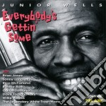 Junior Wells - Everybody's Gettin Some cd musicale di Junior Wells
