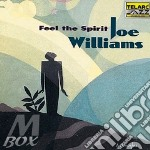 FEEL THE SPIRIT cd musicale di Joe Williams