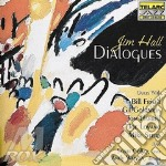 DIALOGUES cd musicale di Jim Hall