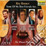 Ray Brown - Some Of My Best Friends Are... The Piano Players cd musicale di Ray Brown