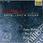 LOVE LOST & FOUND cd musicale di Frank Morgan