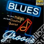 BLUES GROOVE cd musicale di Mcgriff jimmy & craw