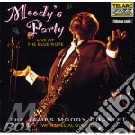 MOODY'S PARTY cd musicale di Moody james quartet