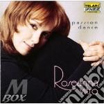 CD - ROSEANNA VITRO - PASSION DANCE cd musicale di ROSEANNA VITRO