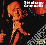 LIVE AT THE BLUE NOTE cd musicale di Stephane Grappelli