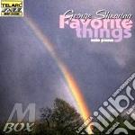 Favorite song - shearing george cd musicale di George Shearing