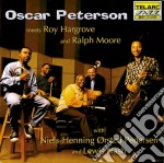 Oscar Peterson - Meets Roy Hargrove cd musicale di Oscar Peterson
