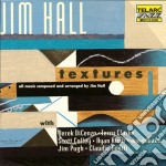 TEXTURES cd musicale di Jimi Hall