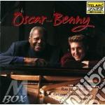 OSCAR & BENNY cd musicale di Oscar/green Peterson