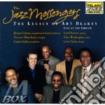 THE LEGACY ART BLAKEY cd musicale di The jazz messengers