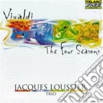 Jacques Loussier - Plays Vivaldi cd musicale di Jacques Loussier