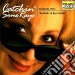 Catchin' some rays cd musicale di Roseanna Vitro